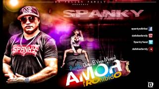 Spanky - Amor Prohibido [MP3 DOWNLOAD - DESCARGA] Reggaeton Romantico