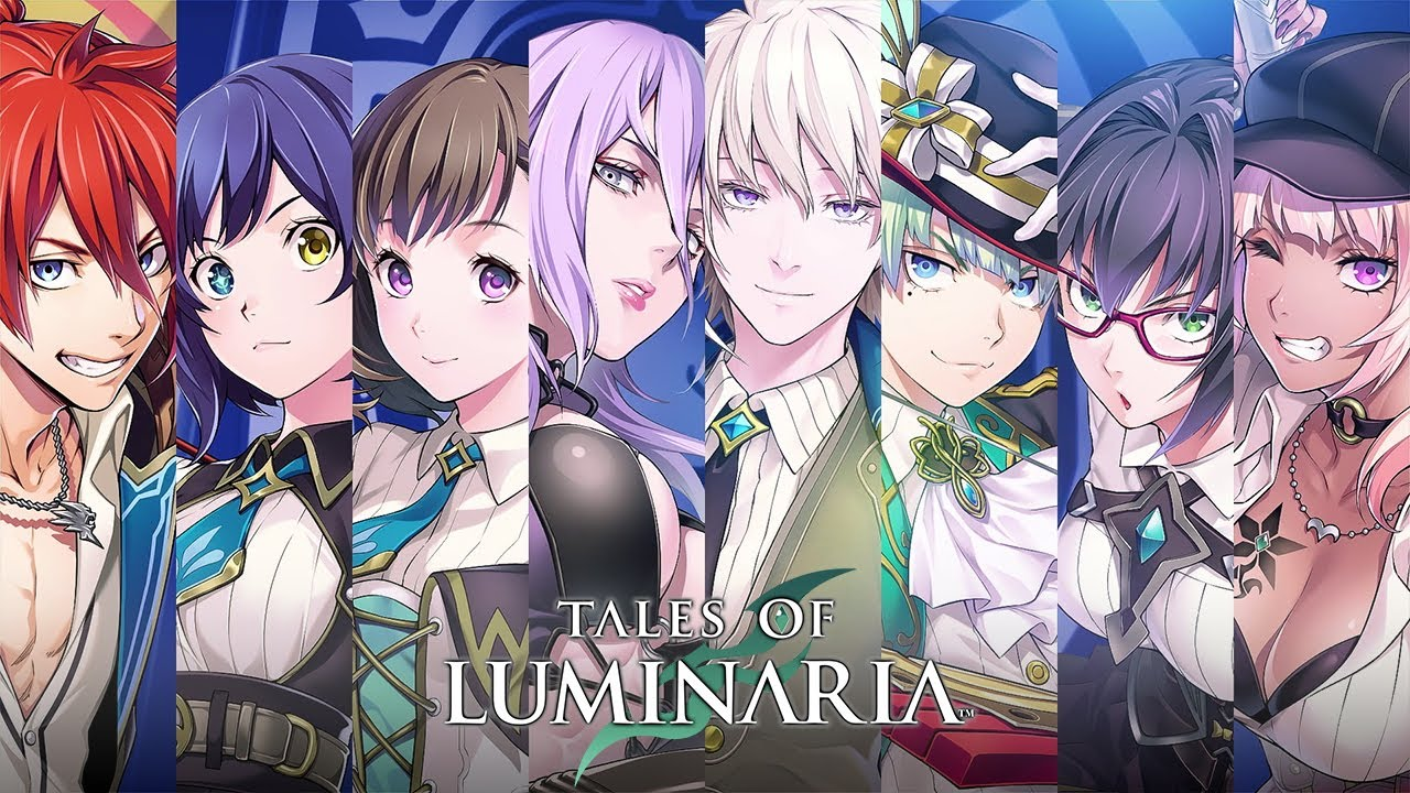 """Tales of Luminaria - Trailer """"ANSWER"""""""