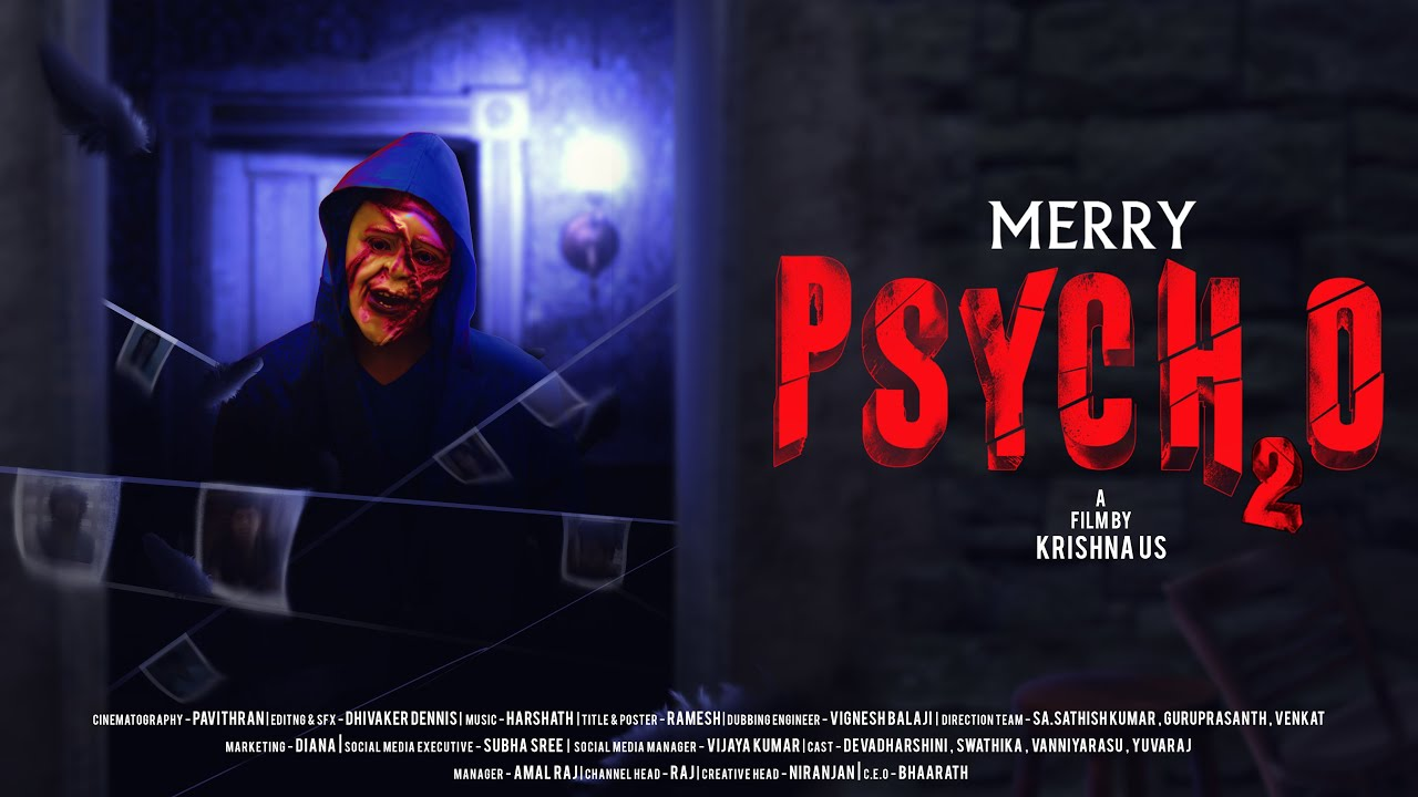 Merry Psycho Part 2 | Finally