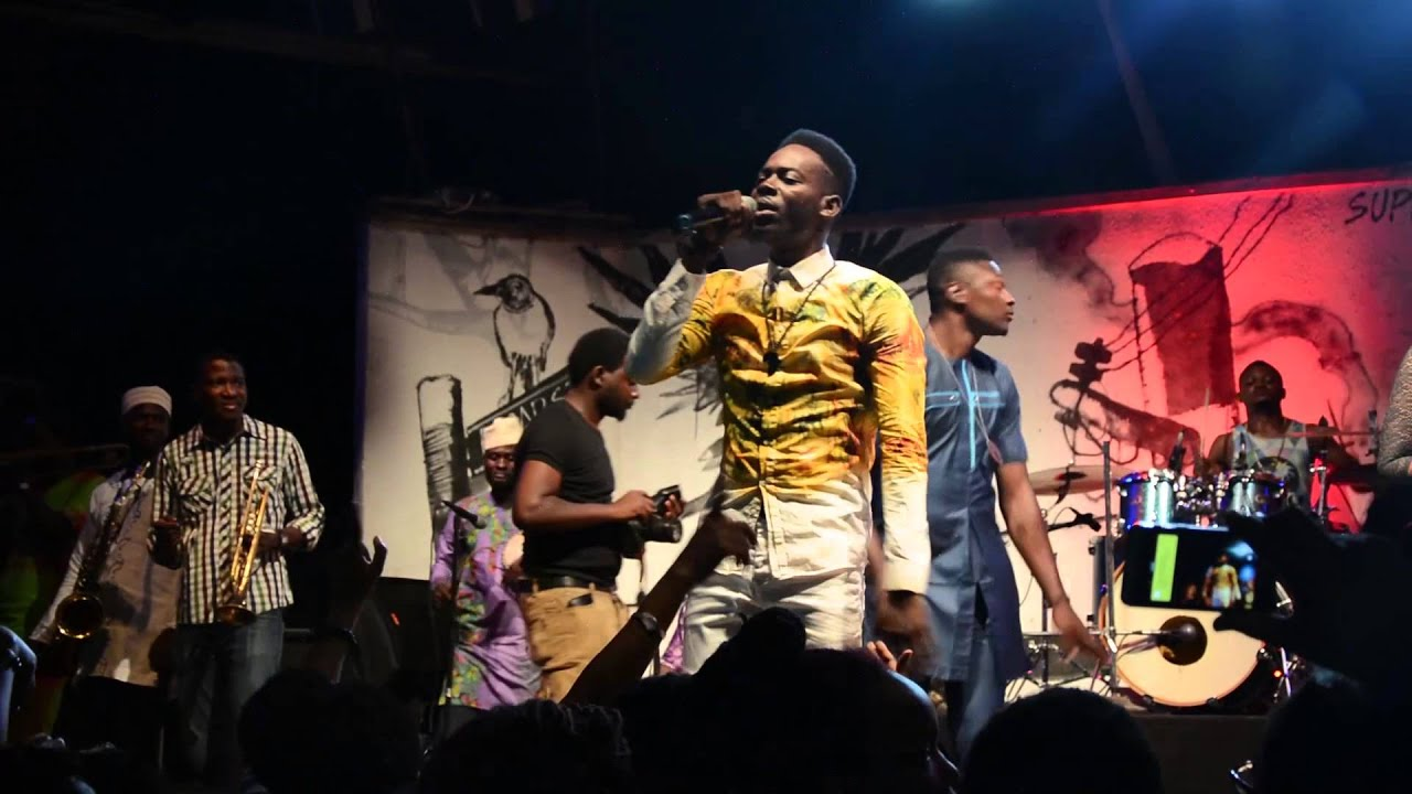 Watch Burna Boy, Adekunle and Others Perform At Afropolitan Vibe - Pulse TV Exclusive