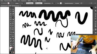 что делать если не работает нажим пера в Adobe Photoshop CC 2018