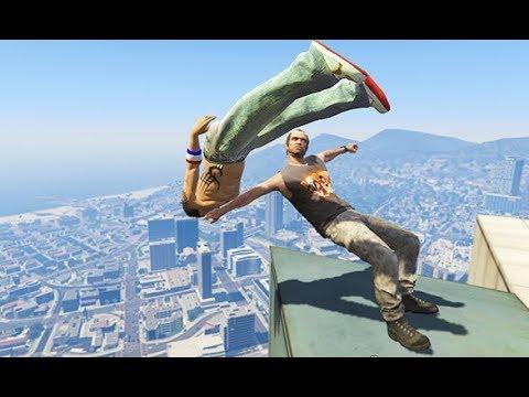 GTA 5 CRAZY Life Compilation #49 (GTA V Fails Funny Moments)