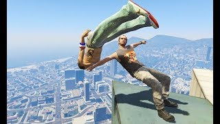 GTA 5 CRAZY Life Compilation #49 (GTA V Fails Funny Moments)