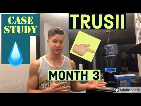 Trusii Review EliteX : (Best Molecular Hydrogen Water Machine?) Case Study: MONTH 3