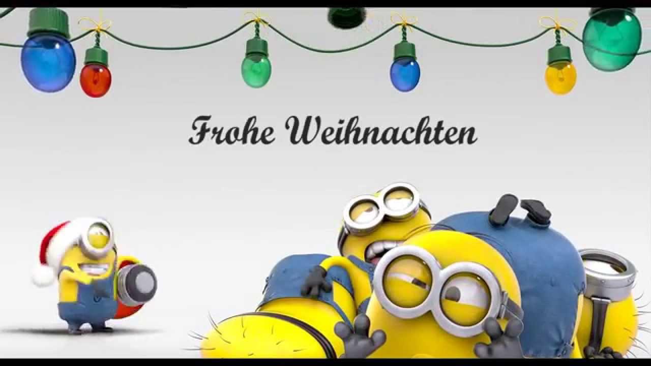 Frohe Weihnachten Minions.Linkilike Wünscht Frohe Weihnachten Christmas Minions 2015