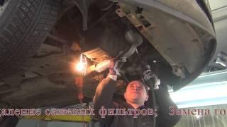 Пламегаситель на Opel Corsa. Установка пламегасителя, замена гофры(Ремонт и замена резонаторов; Ремонт и замена глушителей; Замена гофр (виброкомпенсаторов); Ремонт,..., 2015-02-09T06:46:01.000Z)
