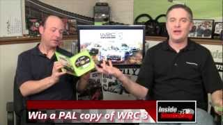 WRC 3 Review by Inside Sim Racing