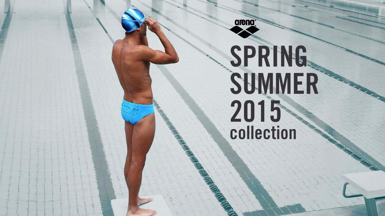 c5e4a496bd arena SS15 Swimwear Collection - YouTube