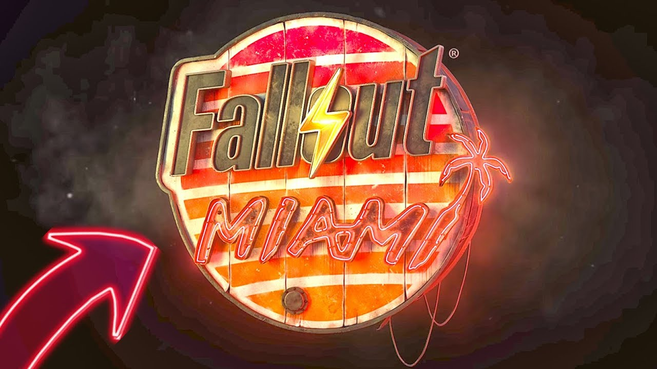 Fallout: Miami - is here Forget Fallout 76!