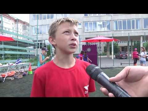 TV7plus Телеканал Хмельницького. Україна: ТВ7+. В Хмельницькому пройдуть літні Олімпійські Ігри. Щоправда - тільки дворові та для дітей.