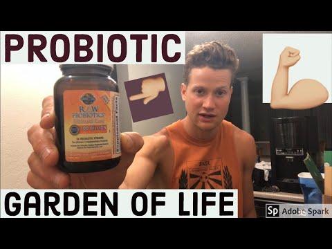 Garden of Life Raw Probiotics Ultimate Care Review - 100 BILLION CFU's🍔🍽️🥣
