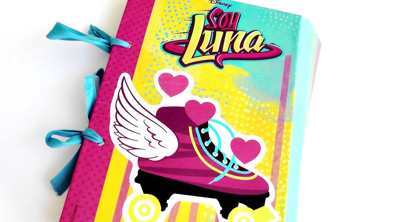 Como Dibujar Y Colorear El Patin De Soy Luna Dibujos Para