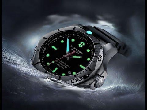 nueva estilos f8123 f75f6 Victorinox INOX Professional DIVER - Reloj swiss army en Español