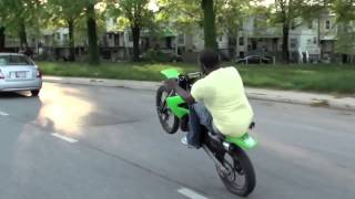 Wild Out Wheelie Boyz - Fuck The City Up / Baltimore