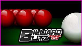 BILLIARD BLITZ SNOOKER STAR Walkthrough