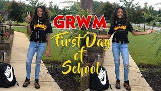 GRWM First Day Of School (Sophomore Year) | LexiVee03