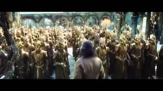 Хоббит Битва пяти воинств 2015 трейлер в HD