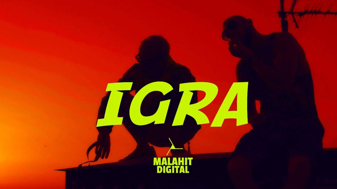 COJA & DJEXON  - IGRA (Official Video)