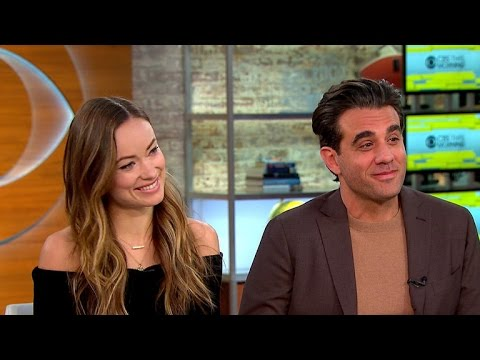 Bobby Cannavale and Olivia Wilde talk