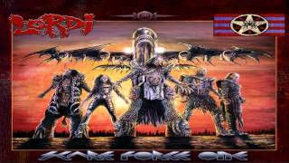 Lordi - Nailed By The Hammer Of Frankenstein | HD