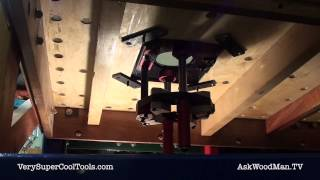 835. Jessem Router Lift 6 • Table Saw Work Station Series
