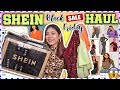 SHEIN HAUL | BEST BlackFriday SALE | Tops, Sweaters, Party Dress & MORE | ThatQuirkyMiss