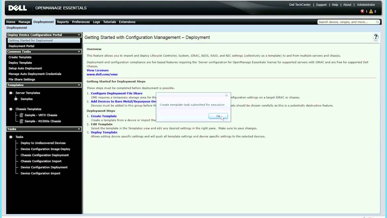 Creating a Configuration Template - YouTube