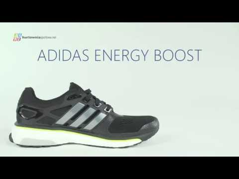 Adidas Energy Boost Unboxing On Feet