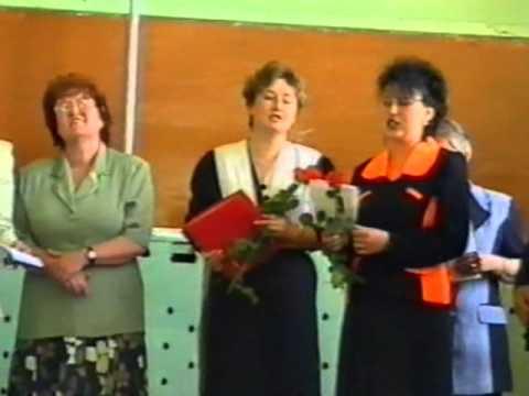 Сабина Зиннурова. Некогда стареть учителям.