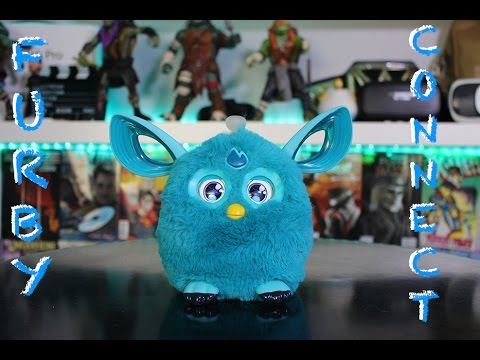 2016 NEW Furby Connect Review/Walkthrough