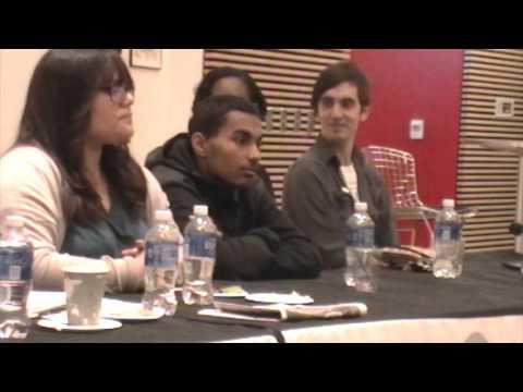 Performing Statistics Panel @ JMU