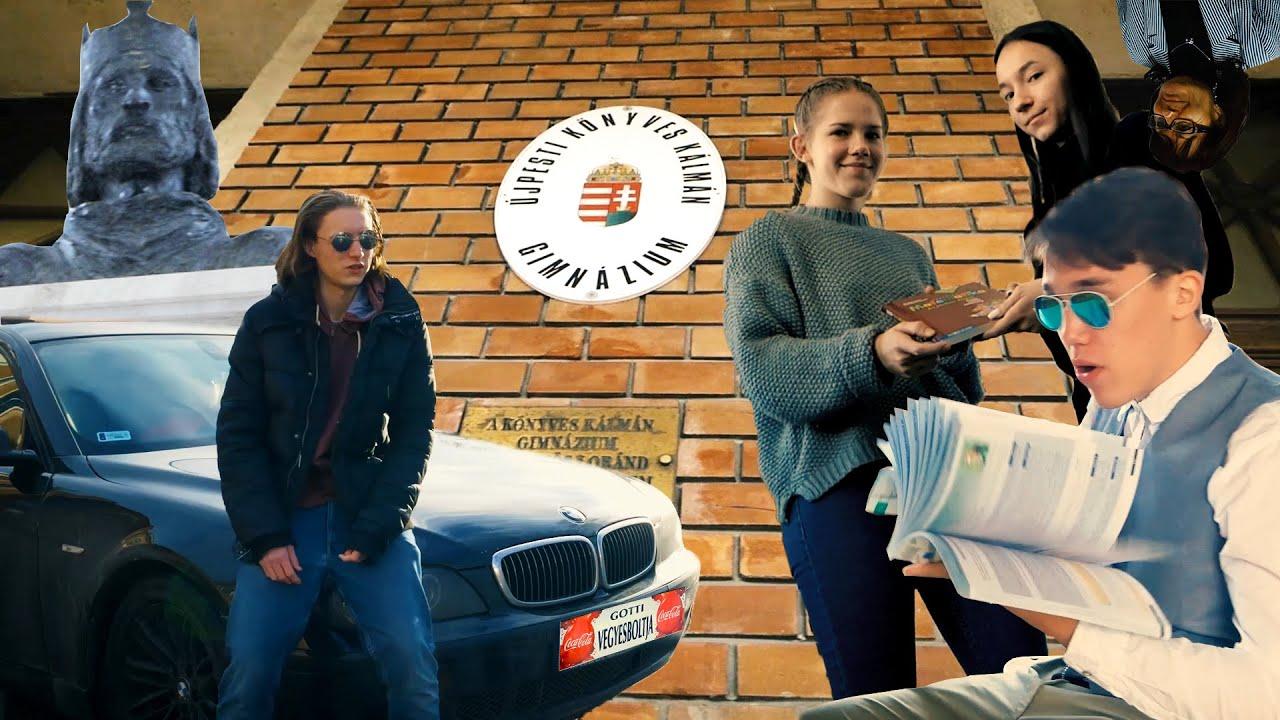 Download KKG 12.D X Majka X Curtis X Király Viktor - Füttyös - Osztályvideó