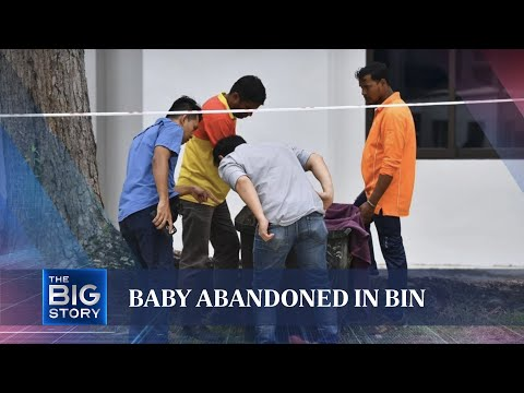 What happens to abandoned babies? | THE BIG STORY | The Straits Times