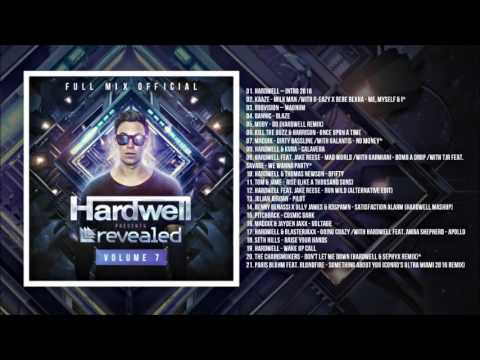 Hardwell presents Revealed Vol  7 Official Mix ¦ FULL ALBUM/SONGS FOR PARTY