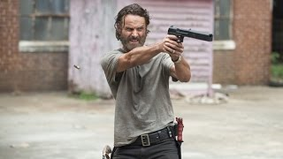 The Walking Dead : Man In The Mirror (Rick Grimes)