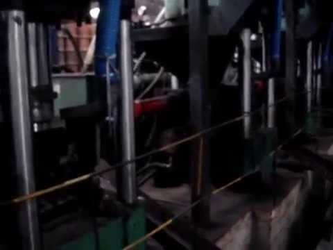 Scrap metal  processing machine; hydraulic briquetting press; briquetters for waste metal recycling