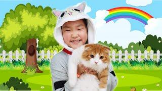 Animal Dance Song By LoveStar | Nursery rhymes & Kids song