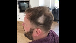 The First Lockdown Girlfriend Haircut! | Arron Crascall