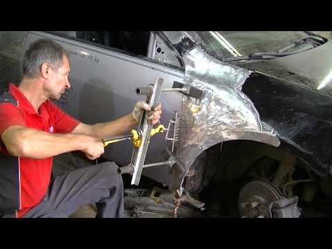 Honda Accord Coupe . Кузовной ремонт .Финиш .