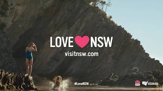 Visit NSW - Start dreaming and planning #LoveNSW