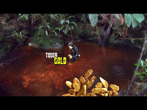 Finding GOLD In The TOUGHEST Rivers!!!