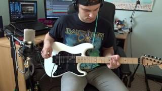 """Iron Maiden - """"Fear Is The Key"""" cover"""
