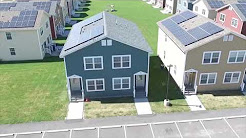Apex Solar installation video Potsdam New York