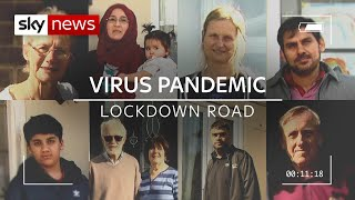 Coronavirus: The latest from Sky's Lockdown Road