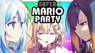 【Mario Party】Will our friendship survive...????
