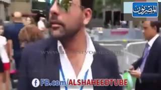 بالفيديو.. الحسيني وخالد.. مش كل قفا