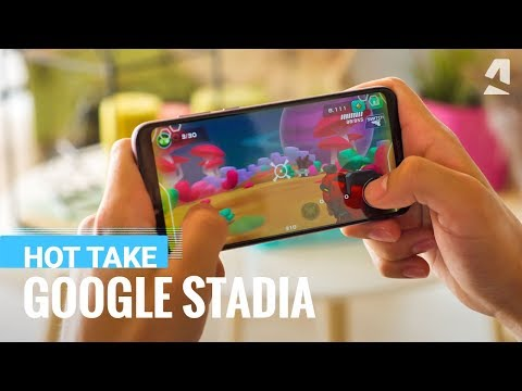 Google Stadia: The Death of the Gaming Phone?