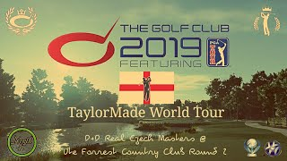 The Golf Club 2019, TaylorMade World Tour, D+D Real Czech Masters @ Ute Forrest Country Club, Rd 2