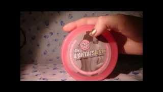 soap and glory righteous butter review full hd