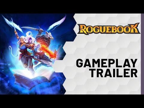 Roguebook   Trailer de Gameplay